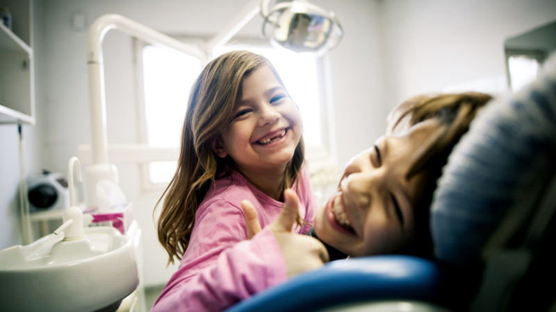 Family dentist services are a great solution for families of all kinds